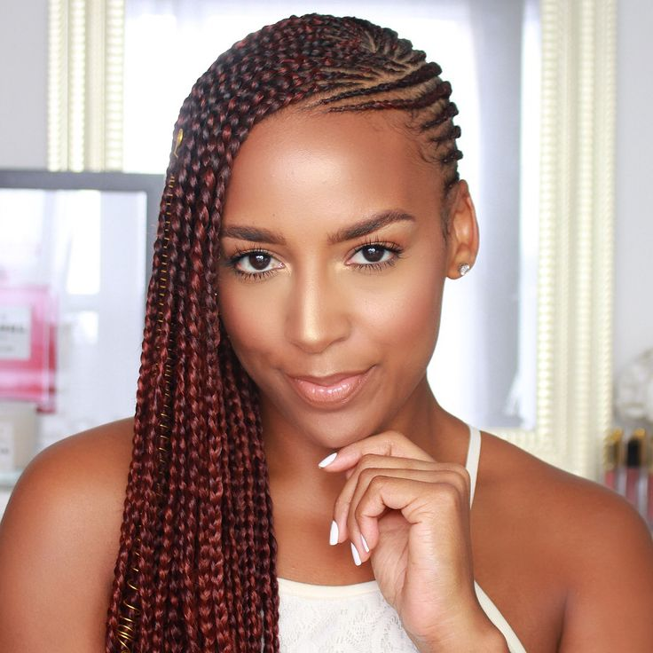 Braid Hairstyles: Mahogany Salon And Spa Palm Beach